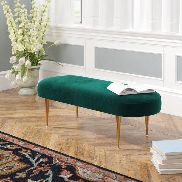 Skye Upholstered Bench by Mercer41 Mercer41