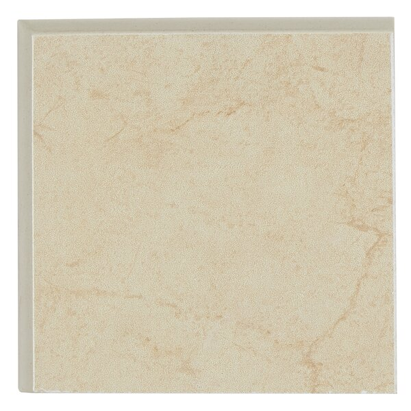 Florentine 3 x 3 Ceramic Bullnose Tile Trim in Mar