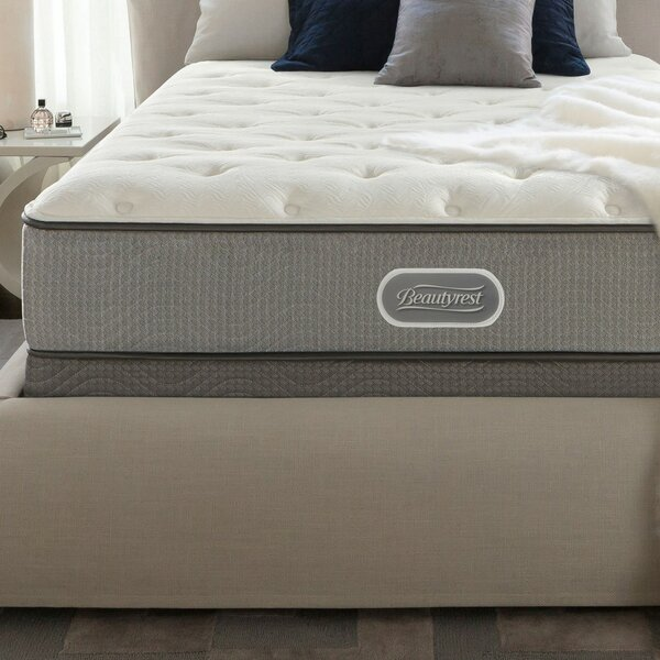 Beautyrest 11 Plush Innerspring Mattress by Simmons Beautyrest