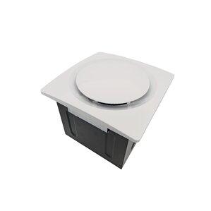 Super Quiet 80 CFM Bathroom Ventilation Fan