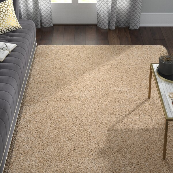 Hermina Light Beige Area Rug by Willa Arlo Interiors
