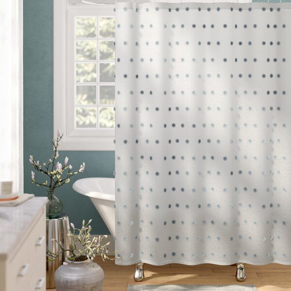 Cooper Shower Curtain by Willa Arlo Interiors