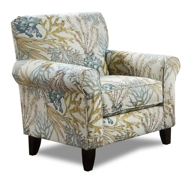 Lovie Armchair by Rosecliff Heights Rosecliff Heights