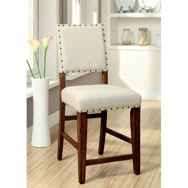 Shaniya Upholstered Dining Chair (Set of 2) by One Allium Way