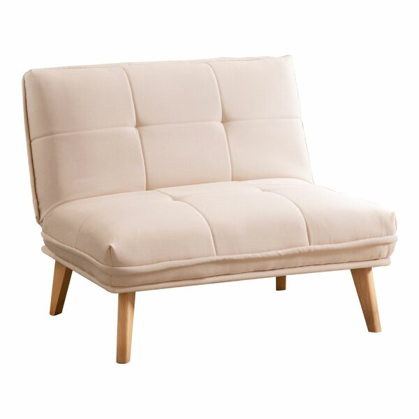 Cheltenham Convertible Chair by Ebern Designs