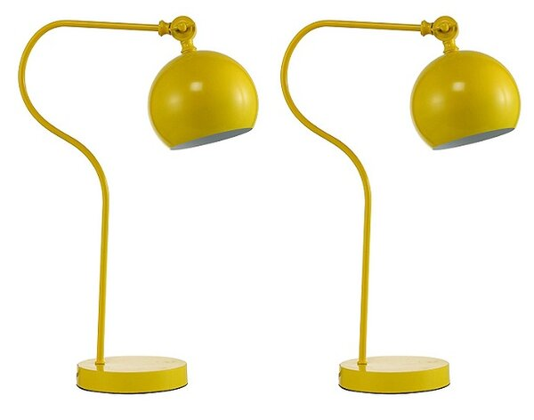 Bushong 20 Desk Lamp (Set of 2) by Ivy Bronx