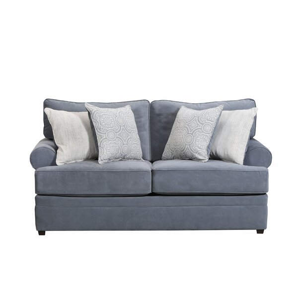 Dorothy Loveseat by Darby Home Co