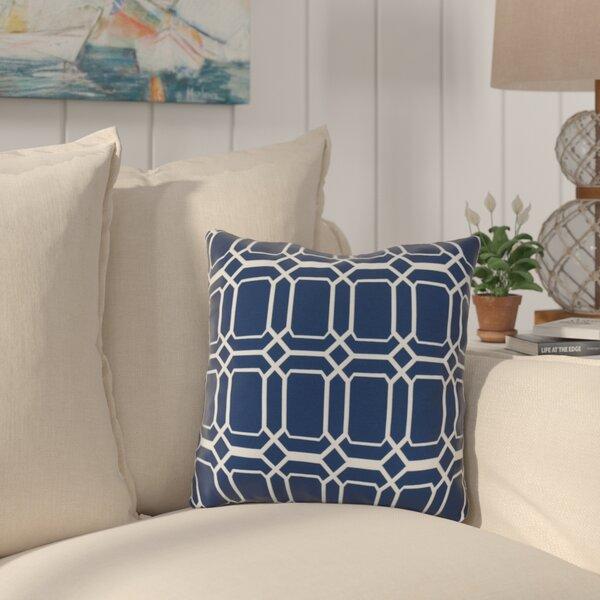 Golden Gate Coastal Outdoor Throw Pillow by Beachcrest Home
