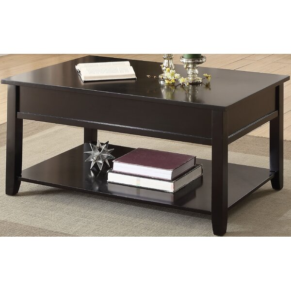 Avila Coffee Table with Lift Top by Latitude Run