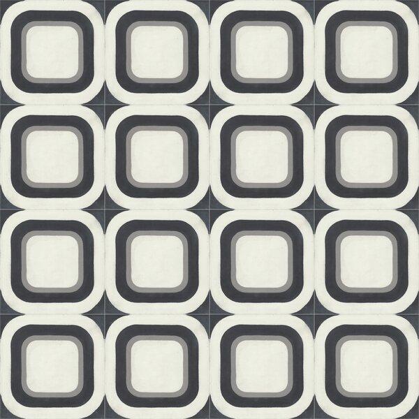 Modda 8 x 8 Cement Field Tile