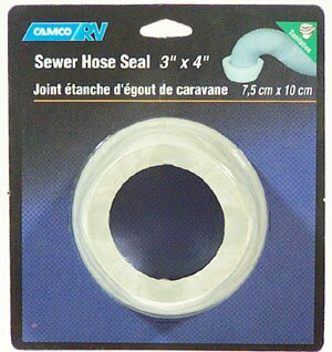 RV Sewer Hose Seal by Camco