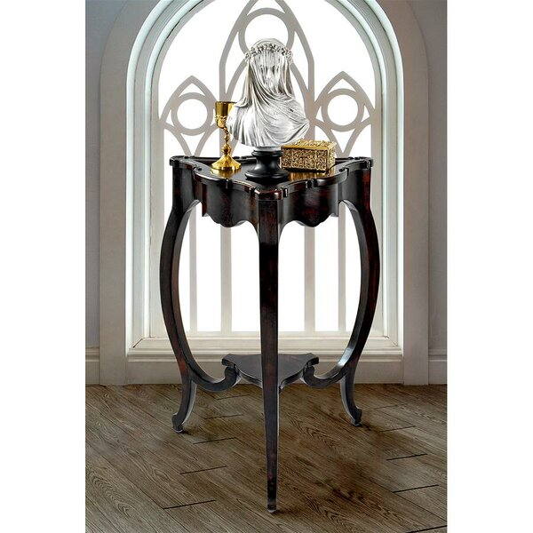 Brighton Manor End Table by Design Toscano