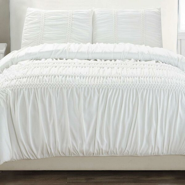 Dorotea 6 Piece Reversible Comforter Set by House of Hampton