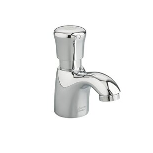 Pillar Tap Single Hole Metering Faucet with by American Standard