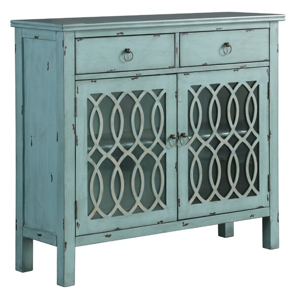 Lanier 2 Door Accent Cabinet by Rosalind Wheeler Rosalind Wheeler