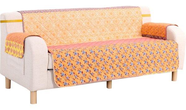 Escapade Box Cushion Sofa Slipcover by Pegasus Home Fashions