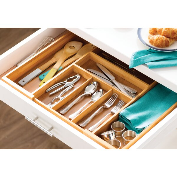 2.625 H x 23 W x 18 D Drawer Organizer by Rebrilliant