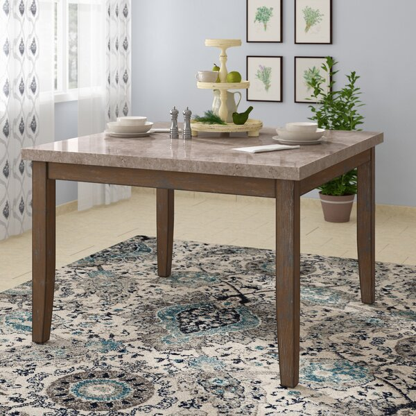 Clearmont Counter Height Dining Table by Three Posts
