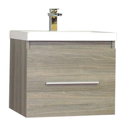 Waldwick 30 Single Modern Bathroom Vanity Set with