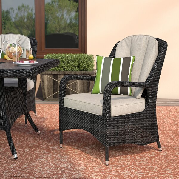 Liberatore Lounge Chair with Cushions (Set of 2) by Three Posts