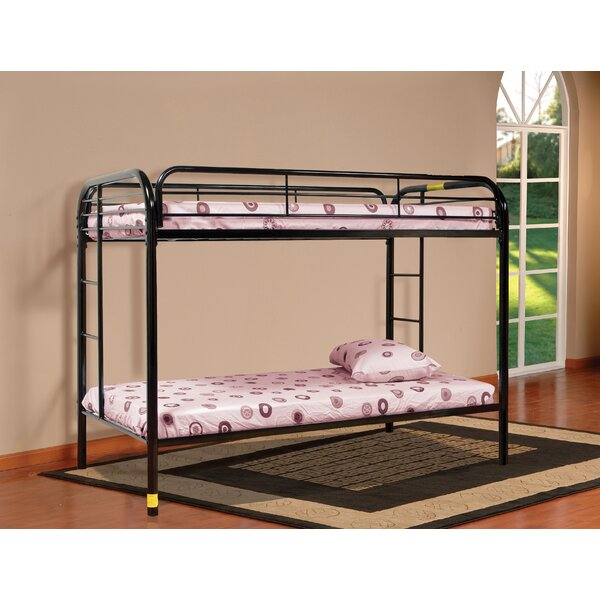 Twin over Twin Bunk Bed by Wildon Home ®