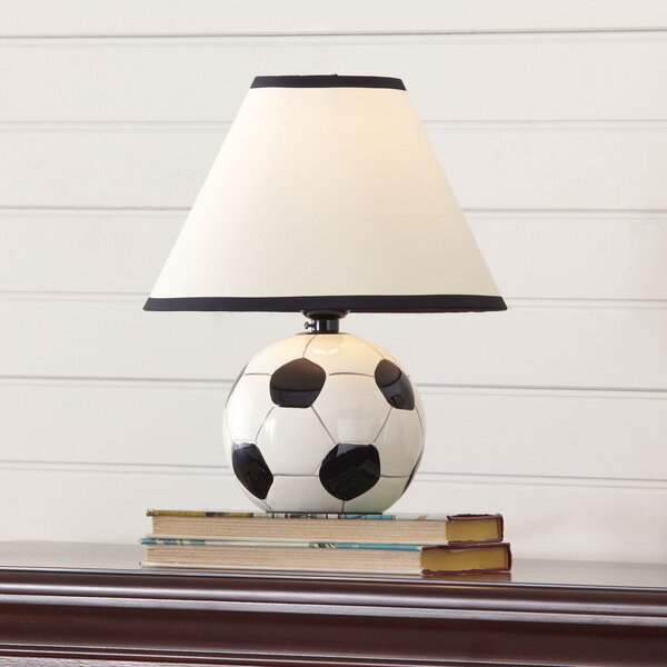 Futbol 12 Table Lamp By Birch Lane Kids.
