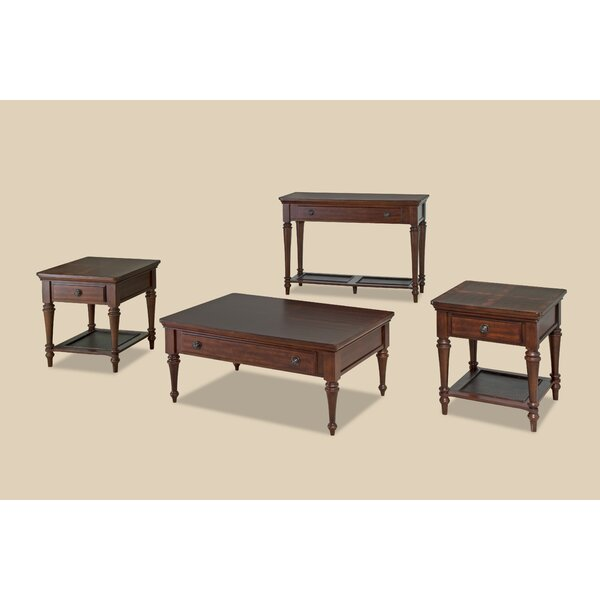Pacheco 3 Piece Coffee Table Set by Canora Grey