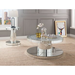 Best Choices Longoria 2 Piece Coffee Table Set By Rosdorf Park