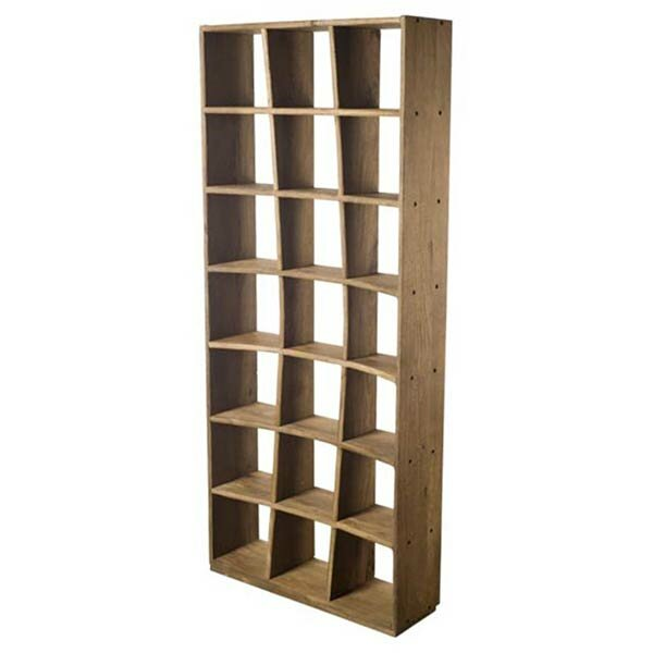 Leblanc Cube Unit Bookcase by Union Rustic