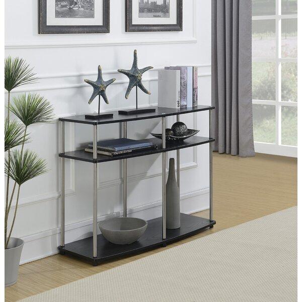 Ebern Designs Black Console Tables