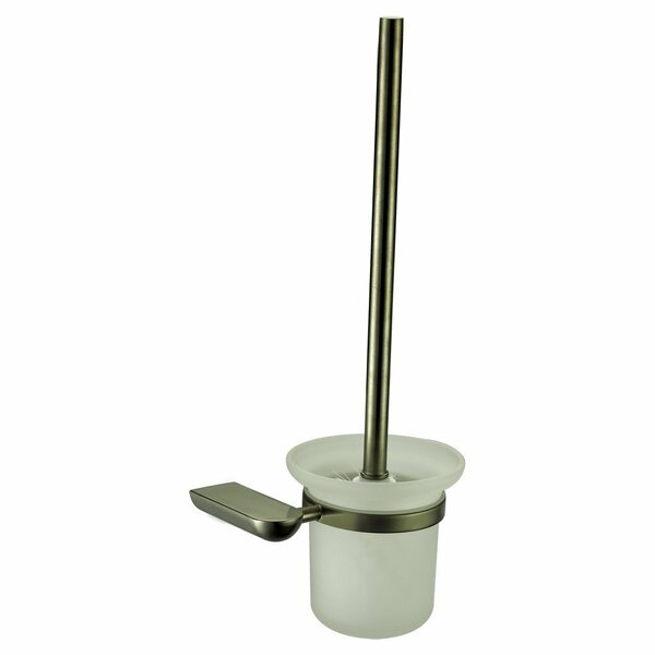9501 Series Wall Mounted Toilet Brush and Holder by Dawn USA9501 Series Wall Mounted Toilet Brush and Holder by Dawn USA