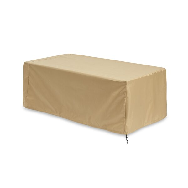 Linear Protective Patio Table Covers by The Outdoor GreatRoom Company