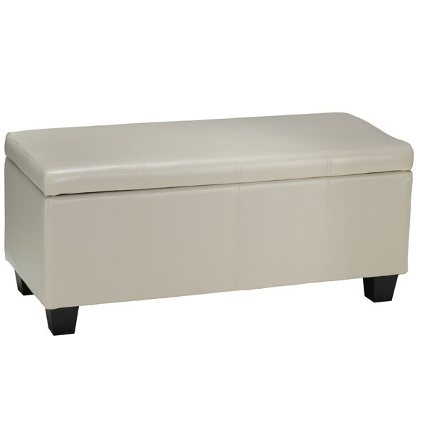 Vera Storage Ottoman by Cortesi Home