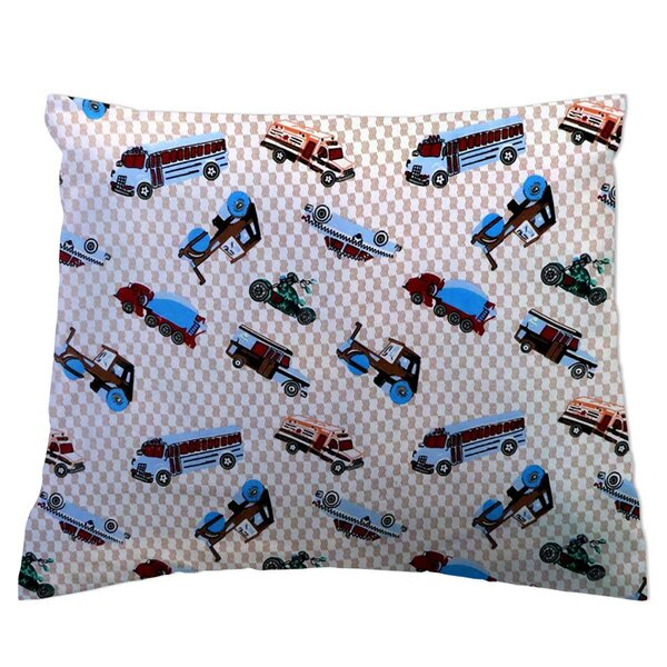 Rosamund Twin Pillow Case by Zoomie Kids