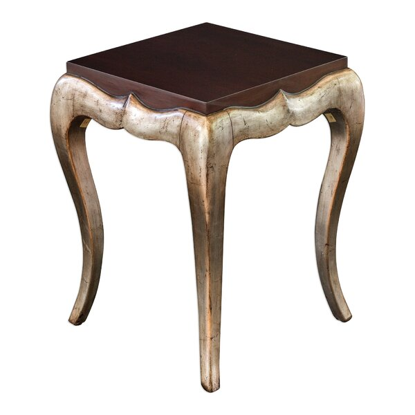 Atkinson End Table by Astoria Grand