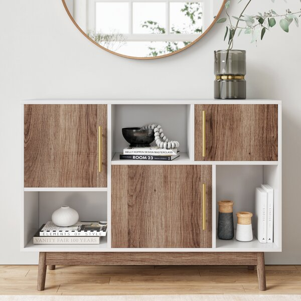 Gallant 3 Door Accent Cabinet by George Oliver