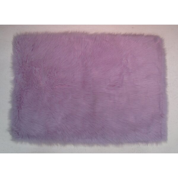 Lavender Kids Rug by Fun Rugs