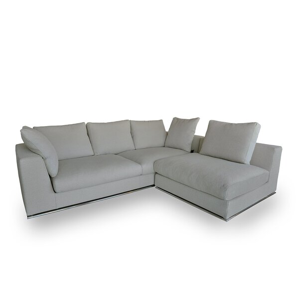 Leonard Right Hand Facing Sectional By Respace