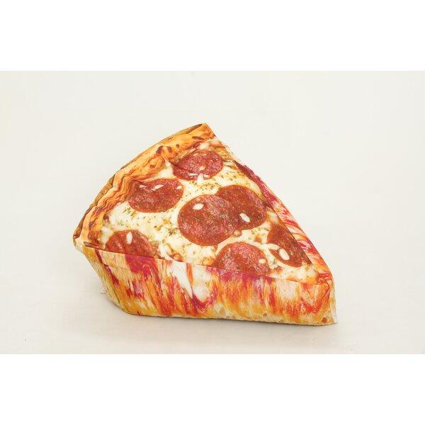 Pizza Bean Bag Chair by Wow Works LLC