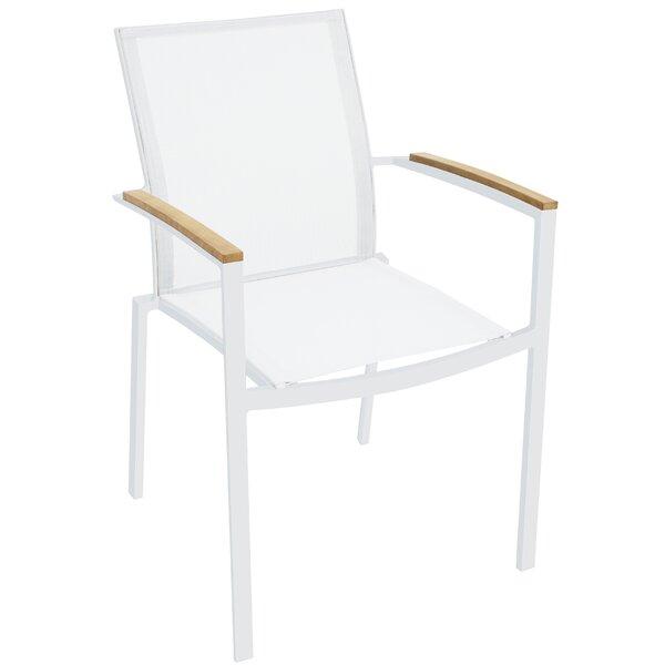 Smelser Patio Dining Chair by Brayden Studio