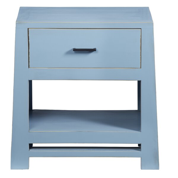 Richmute 1 Drawer Nightstand by Winston Porter