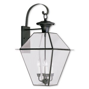 Orchard Lane 4-Light Outdoor Wall Lantern
