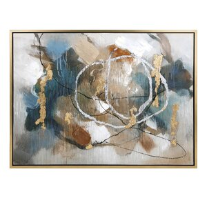 'Coventia' Framed Painting Print by Langley Street
