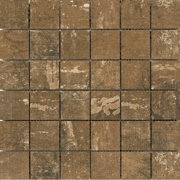 Ranch 2 x 2 Porcelain Mosaic Tile in Pasture by Emser Tile