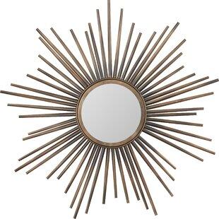 Combest Starburst Wall Mirror