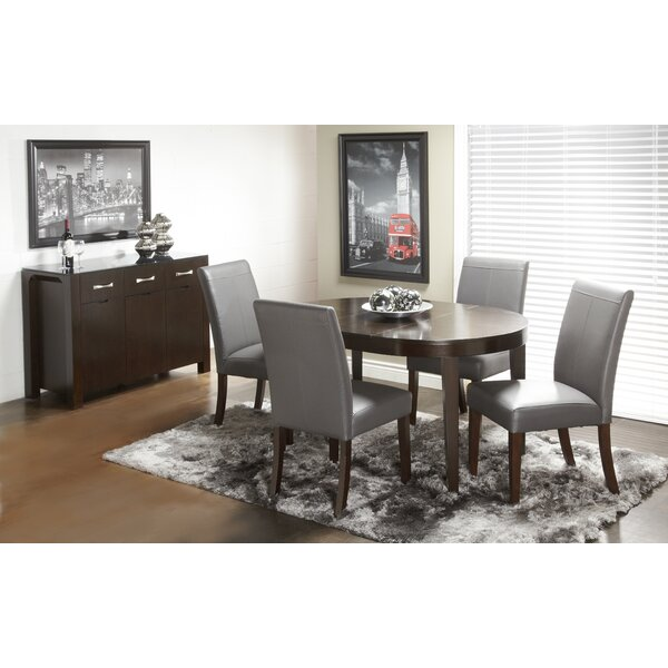 Extendable Dining Table by Chateau Imports