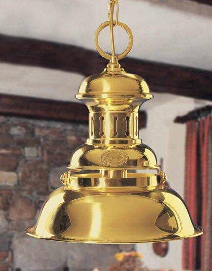 Nautilus 1-Light Bowl Pendant