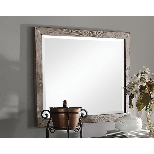 Loiselle Accent Mirror by Gracie Oaks