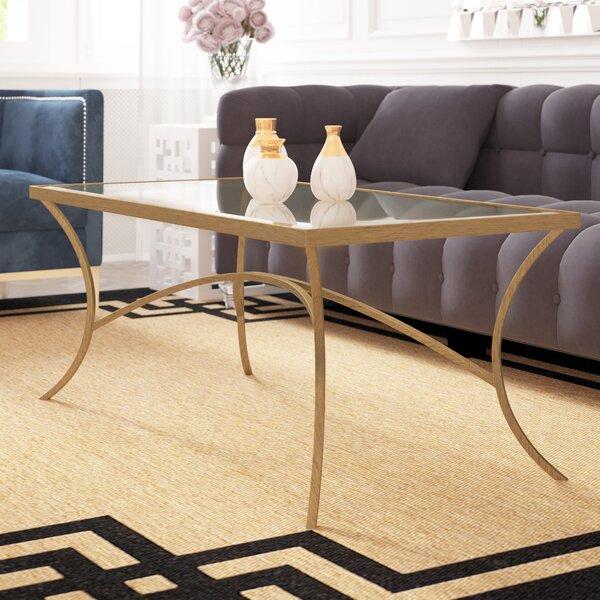Rudy Coffee Table By Rosdorf Park
