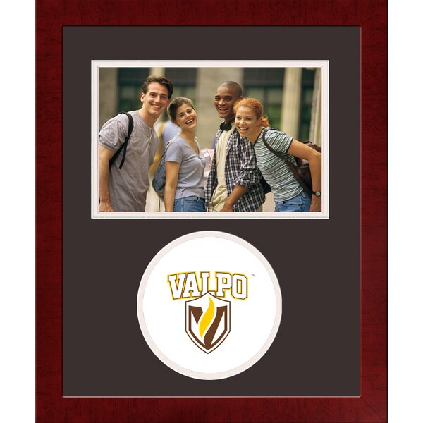 NCAA Valparaiso Crusaders Spirit Photo Picture Frame by Campus Images